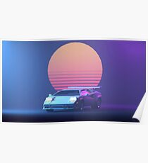 Countach Posters