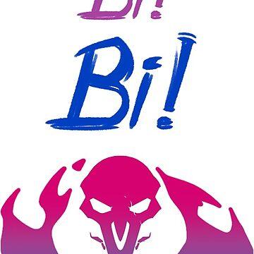 bi! Bi! BI! by bluesparkle