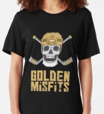 Golden Misfits  Slim Fit T-Shirt