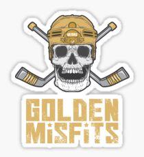 Golden Misfits  Sticker