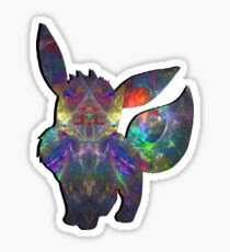 Prism of Eevee Sticker