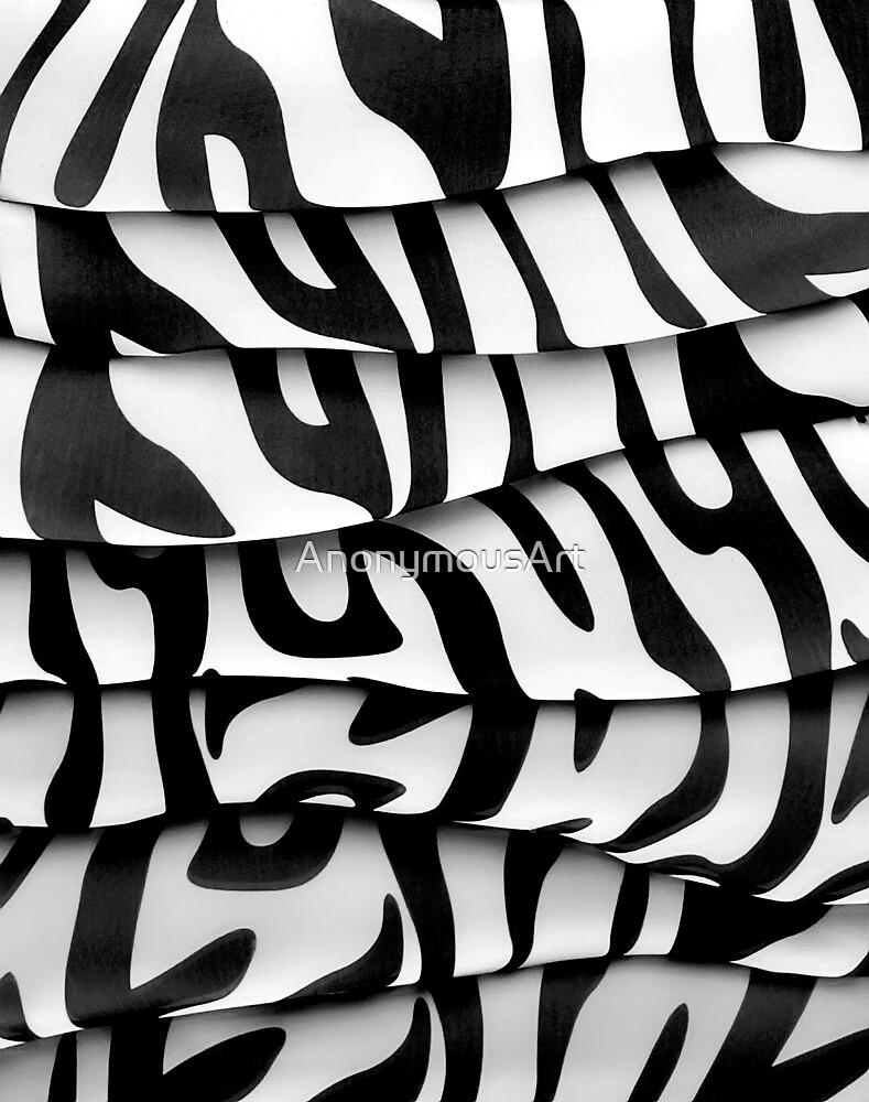 Zebra by AnonymousArt
