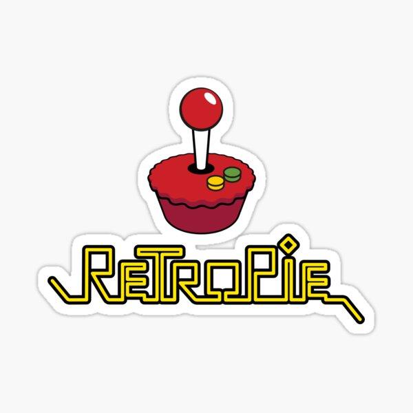 RetroPie Sticker