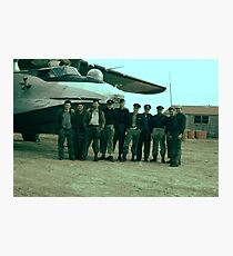 Band of Brothers Photographic Print
