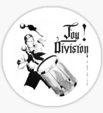 Joy Division - An Ideal for Living Sticker