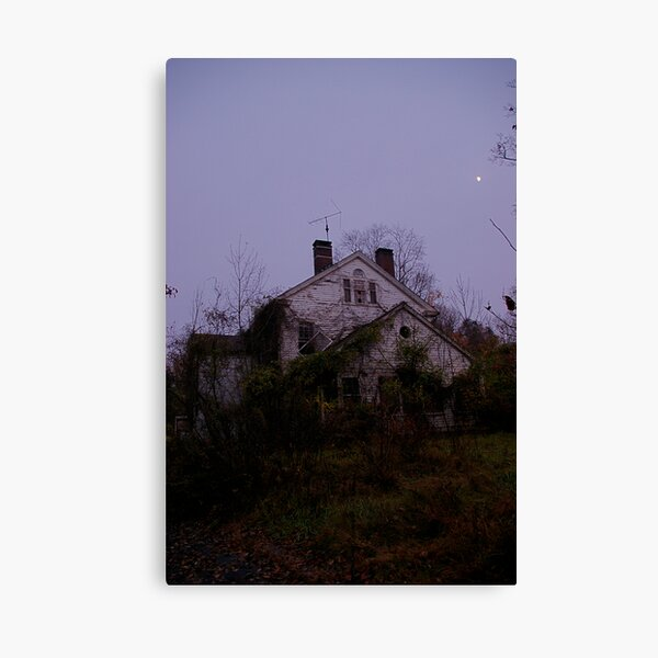 Doctor's house Canvas Print