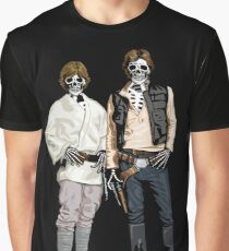 Dead Heroes Graphic T-Shirt