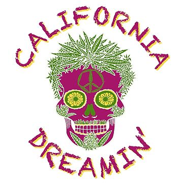 California Dreamin' T by blandook