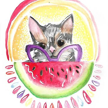 Cat Mellon by cahmi-co