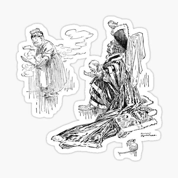 The Duchess Sticker