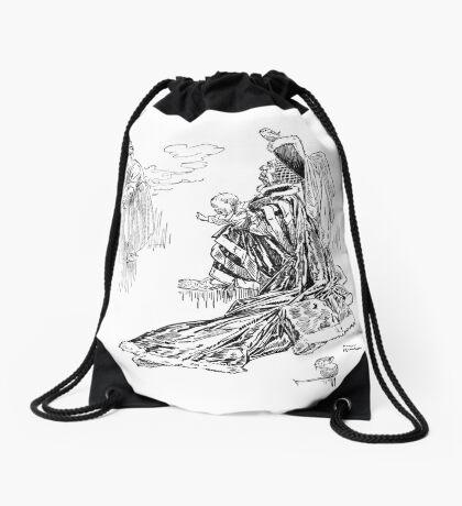 The Duchess Drawstring Bag