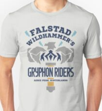 Falstad Wildhammer's Gryphon Riders T-Shirt