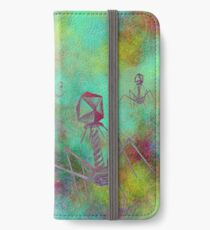 Bacteriophage Invasion  iPhone Wallet/Case/Skin