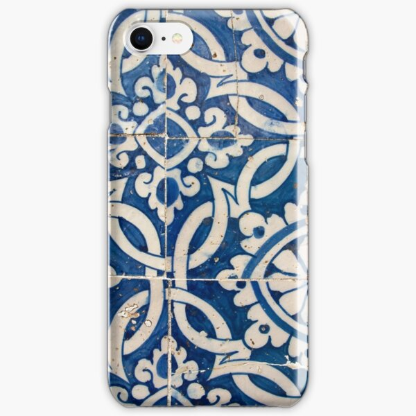 Vintage portuguese azulejo iPhone Snap Case