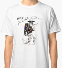 Vintage Dr. Gonzo Angst und Abscheu Classic T-Shirt