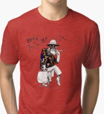 Vintage Dr. Gonzo Fear and Loathing Tri-blend T-Shirt