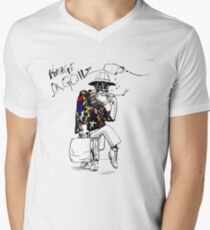 Vintage Dr. Gonzo Fear and Loathing Men's V-Neck T-Shirt
