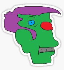 Skimmer Sticker