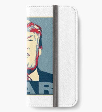 Trump Liar Poster T-shirt iPhone Wallet