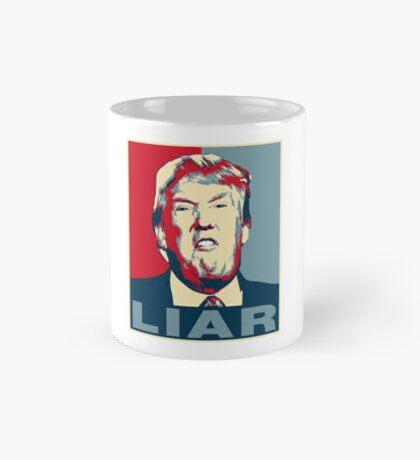 Trump Liar Poster T-shirt Mug