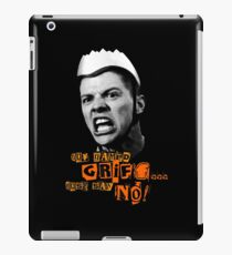 Guy Named Griff - Just Say No iPad Case/Skin