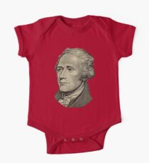 The Ten Dollar Founding Father Without a Father One Piece - Short Sleeve
