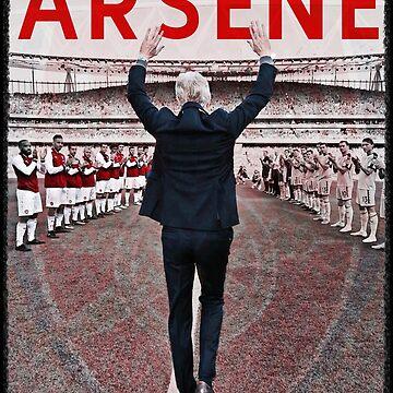 Arsene Wenger Goodbye by AndythephotoDr
