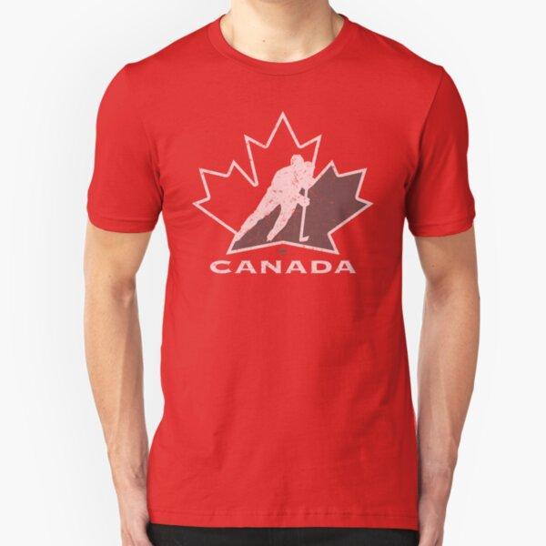 Canada Hockey Slim Fit T-Shirt