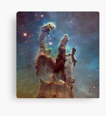 Eagle Nebula - The Pillars of Creation Metal Print
