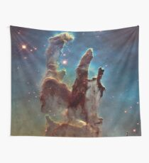 Eagle Nebula - The Pillars of Creation Wall Tapestry