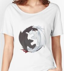 Toothless and the Light Fury Women's Relaxed Fit T-Shirt