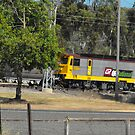 Modern Electric  Locomotive  by 4spotmore