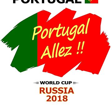 Portugal World Cup by denip