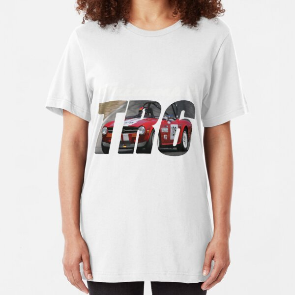 TR6 Slim Fit T-Shirt