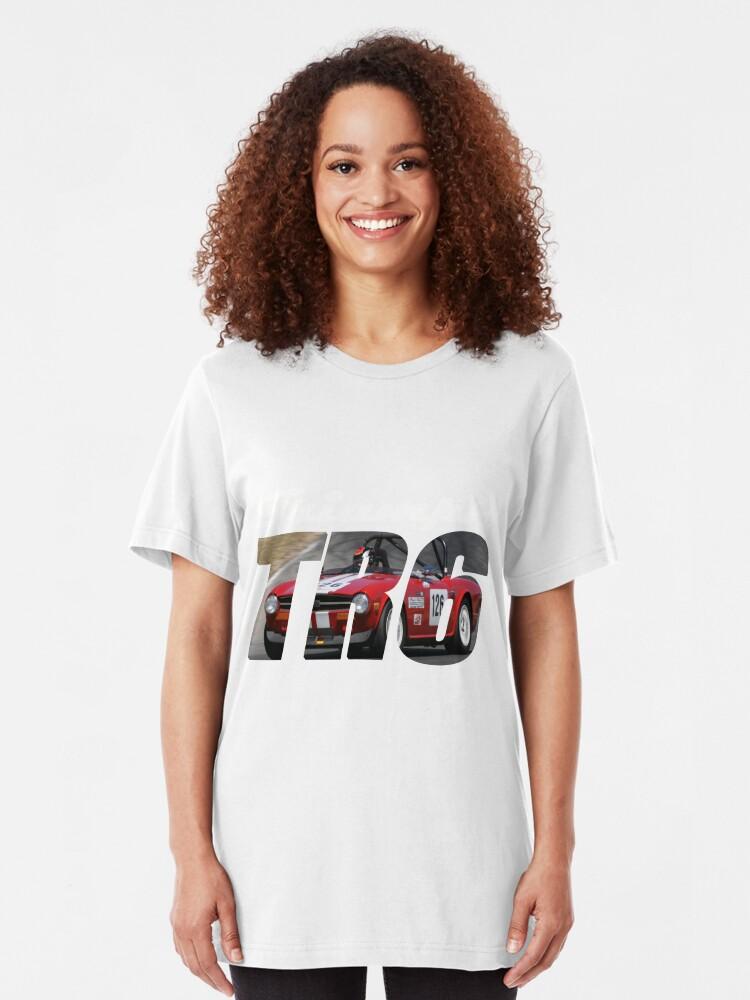 Alternate view of TR6 Slim Fit T-Shirt