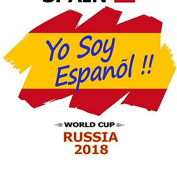 Spain World Cup by denip