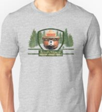 Smokey the Bear - Only You Can Prevent Forest Fires! Unisex T-Shirt