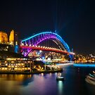 Bridging the gap: from the past and into the future by Danielasphotos
