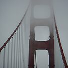 Golden Gate Tower by Tama Blough