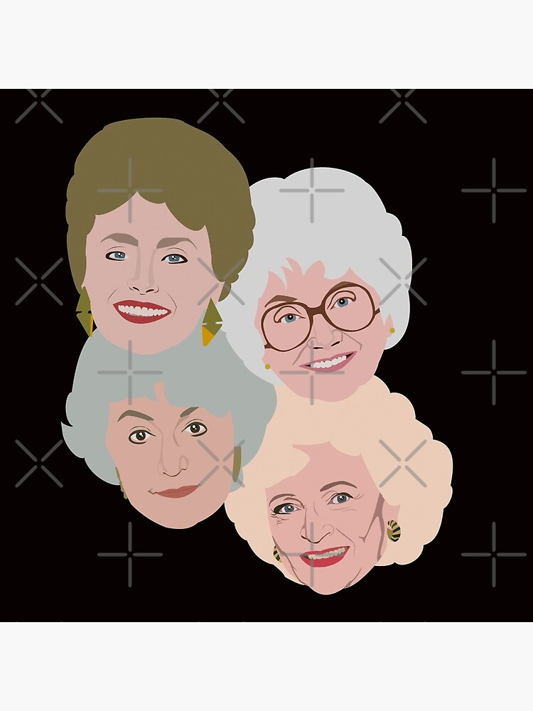 The Golden Girls by sophiapetrillo