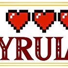 I heart heart heart Hyrule by hollarity