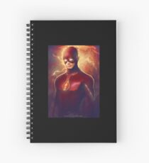 Dont blink! Spiral Notebook
