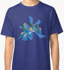 Swampert With Water Kanji Classic T-Shirt