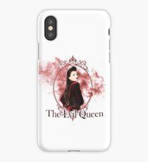 The Evil Queen smoke edit iPhone Case/Skin