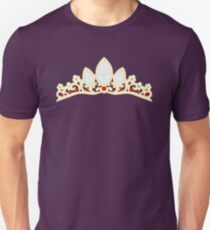 Lost Princess Crown Unisex T-Shirt