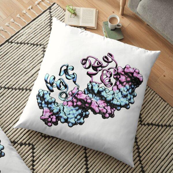 Pop cro 434 protein Floor Pillow
