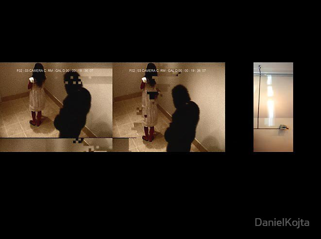 Yowie - Gigantopithecus australis gallery appearance.  by DanielKojta