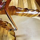 "Gaudi's Stairs by Antonello Incagnone ""incant"""