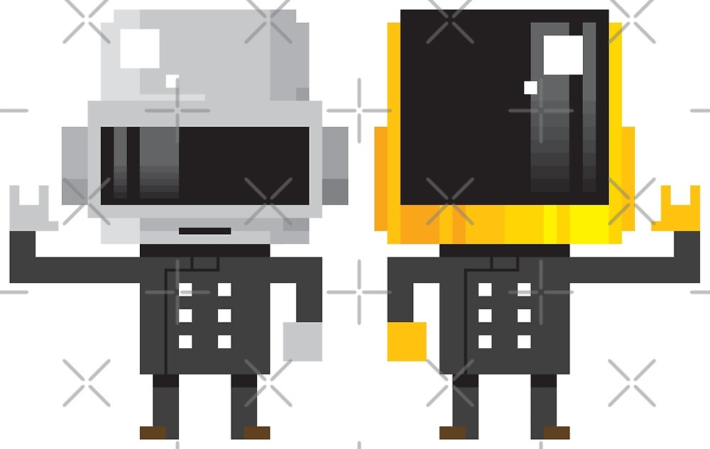 LEGENDARY ELECTRO DUO // SUPER SQUARES by rtcustoms