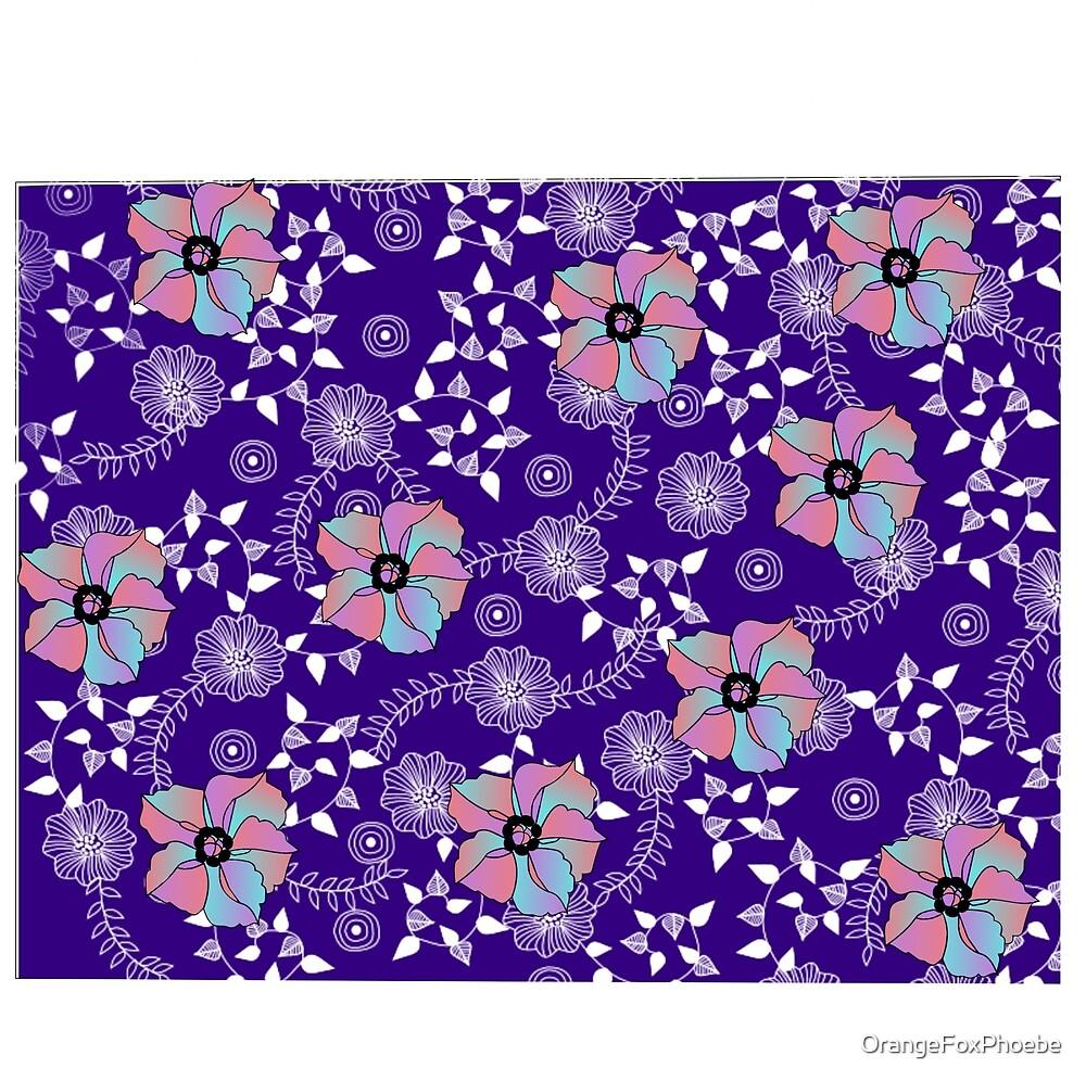 Violet Garden by OrangeFoxPhoebe